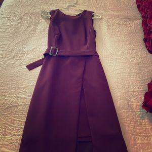 White House Black Market tailored dress